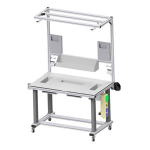 Modulární pracovní stoly